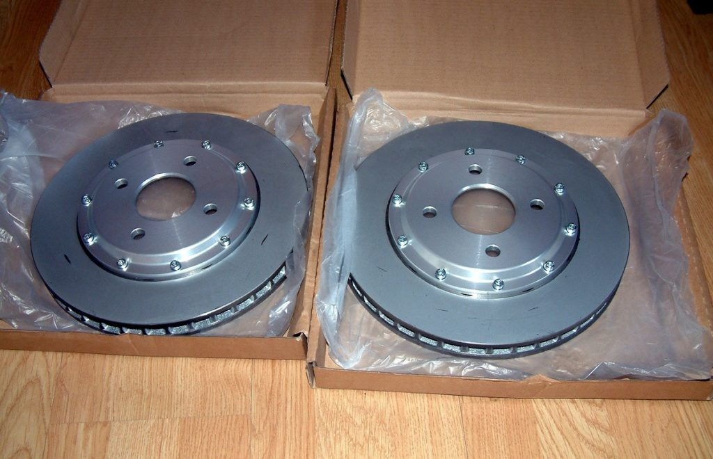 Bell and Rotors