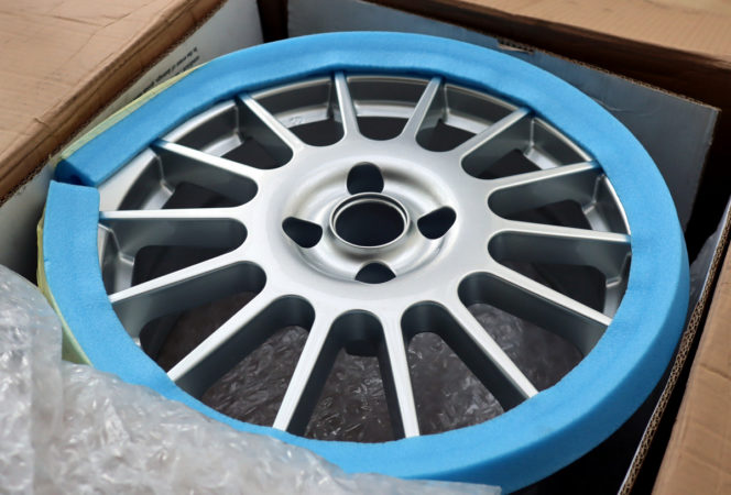 Refurbish your wheels whilst your here..