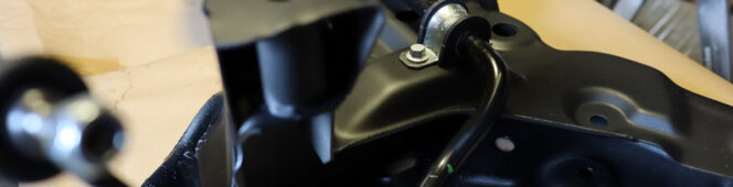 Front Subframe Refurbishment Available